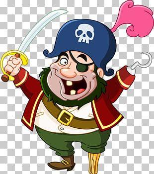 Piracy Cartoon Drawing PNG