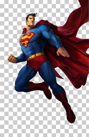 Superman Diana Prince Comics Comic Book Illustration PNG