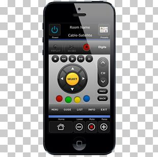 Feature Phone Remote Controls Smartphone DIRECTV Digital Video Recorders PNG