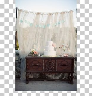 Wedding Cake Table Curtain Party PNG