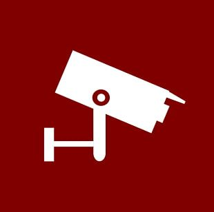 Closed-circuit Television Surveillance PNG