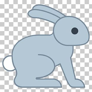 Domestic Rabbit Hare Easter Bunny European Rabbit PNG