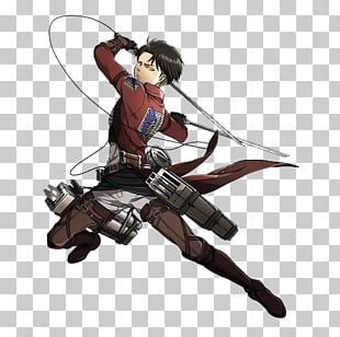 Mikasa Ackerman Eren Yeager A.O.T.: Wings Of Freedom Attack On Titan Levi PNG