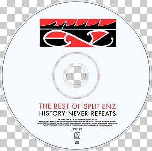 Split Enz Compact Disc Phonograph Record I Got You History Never Repeats PNG