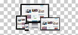 Responsive Web Design Web Page Website World Wide Web PNG