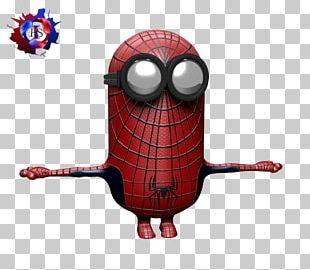 Spider-Man Minions Superhero PNG