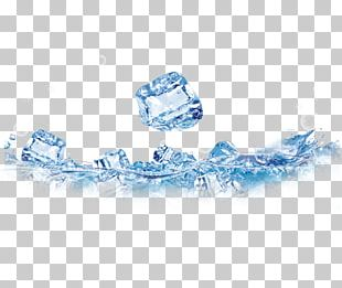 Water Ice Cube PNG