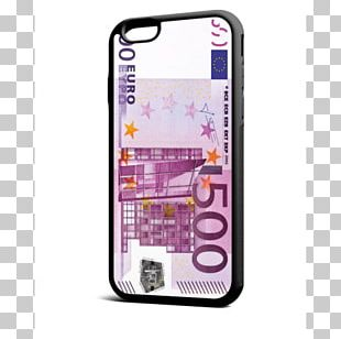 Mobile Phone Accessories 500 Euro Note Electronics Font PNG