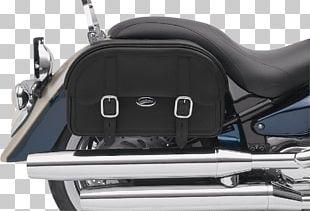 Motorcycle Accessories Black Saddlebags Car PNG