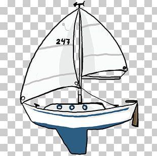 Sail Scow Sloop Caravel Brigantine PNG