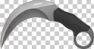 Knife Tool Karambit Blade Tang PNG