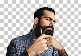 Comb Beard Barber Moustache Facial Hair PNG