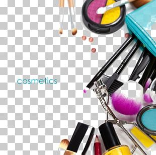 Cosmetics Make-up Artist Makeup Brush Beauty Eyebrow PNG