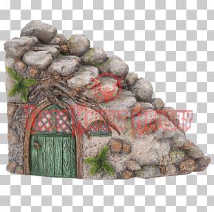 Fairy Door House Garden Elf PNG