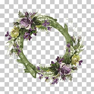 Floral Design Wreath Paper Artificial Flower Flower Bouquet PNG