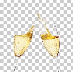 Red Wine Champagne Cocktail Champagne Glass PNG