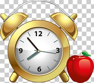 Alarm Clocks Cartoon Pendulum Clock PNG