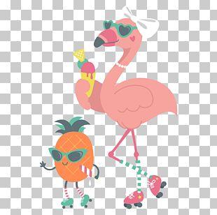 Flamingos Common Ostrich Bird PNG