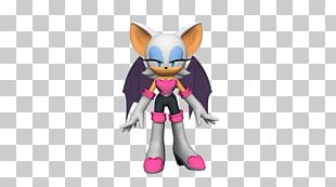 Rouge The Bat Sonic The Hedgehog Three-dimensional Space 3D Modeling PNG