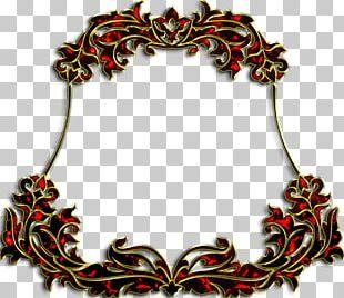 Frames LiveInternet Gold PNG