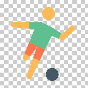 Computer Icons Football Player Sport Kickball PNG