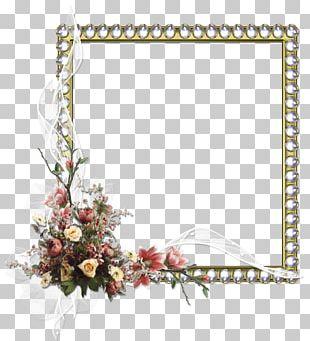 Frames PhotoScape Flower PNG