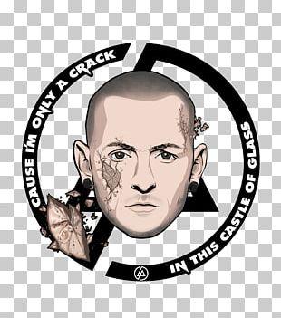 Chester Bennington Linkin Park T-shirt Castle Of Glass Collision Course PNG