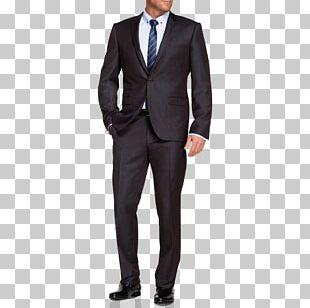 Suit Tuxedo Clothing T-shirt Fashion PNG