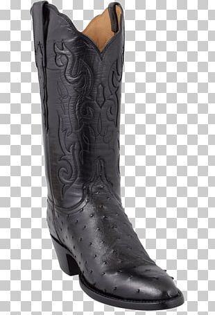 Cowboy Boot Common Ostrich Lucchese Boot Company Pinto Ranch PNG