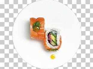 Sushi California Roll Sashimi Japanese Cuisine Smoked Salmon PNG