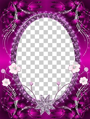 Frame Pink PNG
