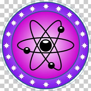 Science Symbol Nuclear Physics PNG