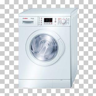 Washing Machines Bosch Avantixx 7 VarioPerfect WAQ28441 Clothes Dryer Robert Bosch GmbH Home Appliance PNG