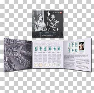 Coronation Of Elizabeth II New Zealand Presentation Pack Postage Stamps PNG