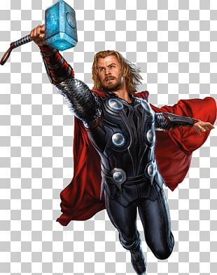 Marvel Super Hero Squad Thor Marvel Cinematic Universe PNG