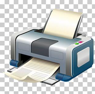 Printing Computer Icons Printer PNG