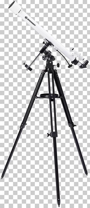 Refracting Telescope Bresser Junior 70/900 EL Refractor Telescope Hardware/Electronic Astronomy PNG