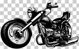 Motorcycle Cartoon Photography PNG