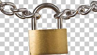 Padlock Chain PNG
