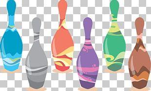 Bowling Pin Ten-pin Bowling Euclidean PNG