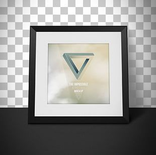 Visual Arts Mockup Frame Graphic Design Photography PNG