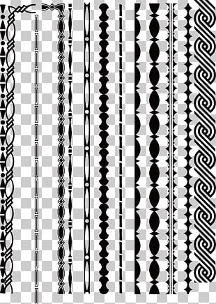Black And White Line PNG