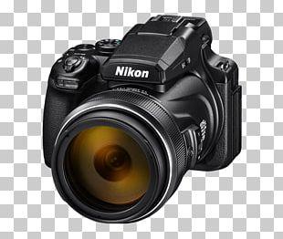 Digital SLR Nikon Coolpix P900 Zoom Lens Point-and-shoot Camera PNG