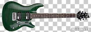 PRS Guitars PRS SE Custom 24 Electric Guitar Floyd Rose PRS Custom 24 PNG