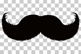Handlebar Moustache Pencil Moustache Beard PNG