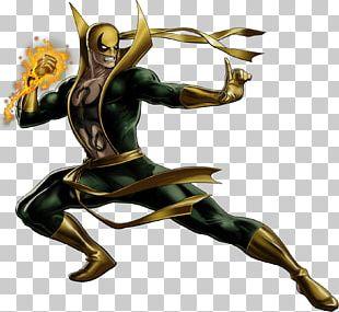 Iron Fist Luke Cage Marvel Cinematic Universe Comic Book Marvel Comics PNG