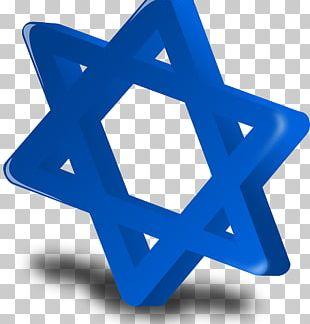 Star Of David Judaism Hanukkah Crafts Necktie PNG