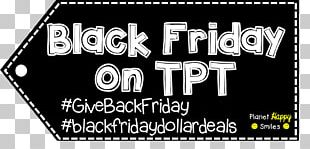 TeachersPayTeachers Black Friday Logo Money PNG