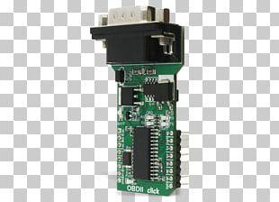 Microcontroller Car On-board Diagnostics OBD-II PIDs Mouser Electronics PNG
