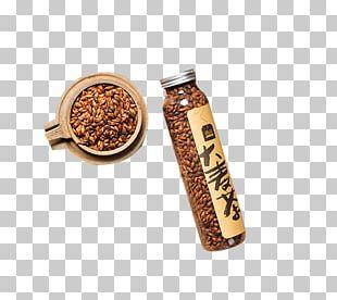 Barley Tea Designer PNG